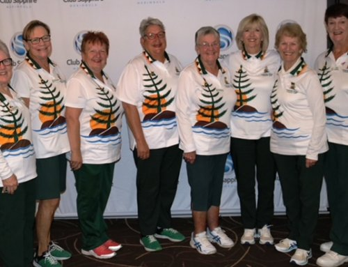 Tuross Head Women Pennant 2 Bowlers off to State